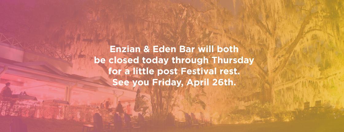 Enzian Closed